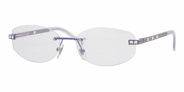 Versace Designer Glasses VE1152B --> Bordeaux