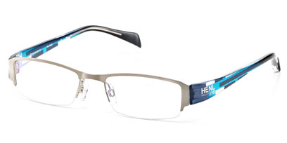 Henley Designer Glasses HL 043 --> Black Red