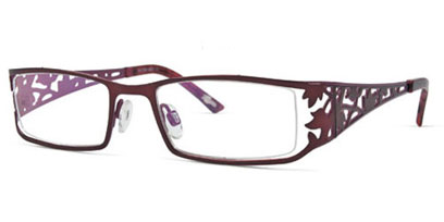 X-Eyes Designer Glasses X-EYES 122 --> Pink