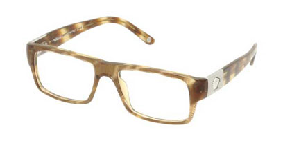 Versace Designer Glasses VE 3136 --> Brown Stripe
