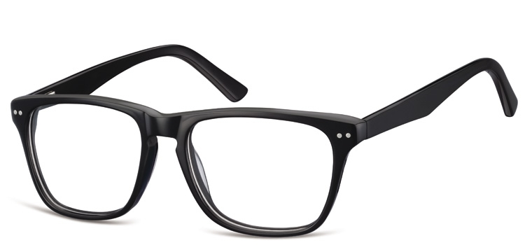 Cheap Glasses A68 --> Black